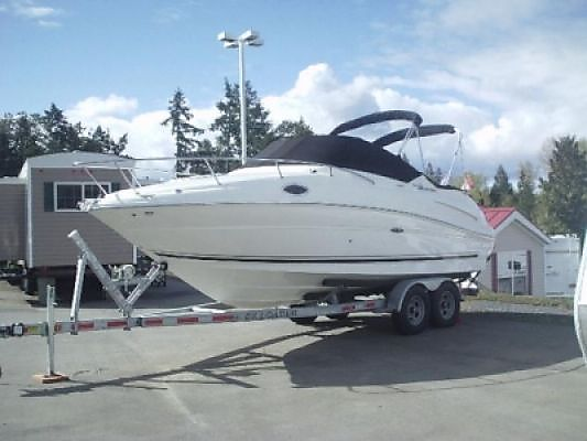 2007-Searay-Sundancer-240da-