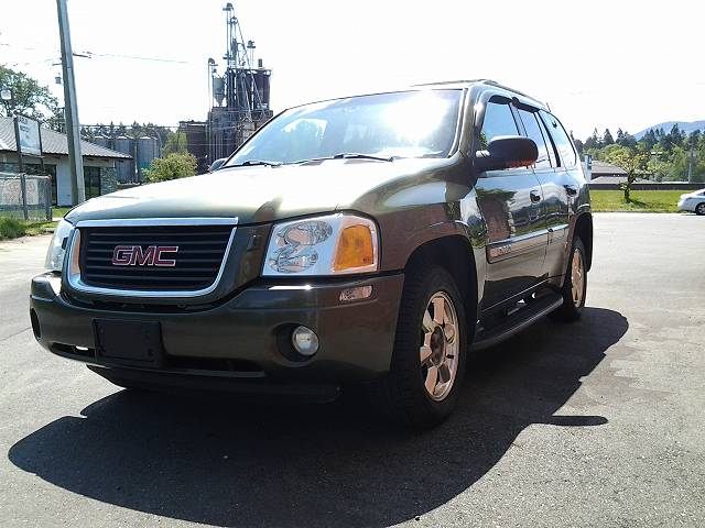 used gmc envoy for sale in. Black Bedroom Furniture Sets. Home Design Ideas